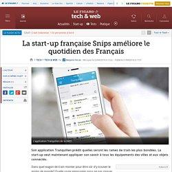 La start-up française Snips améliore le quotidien des Français