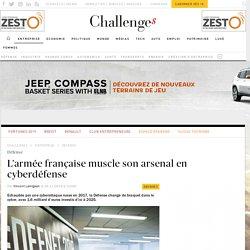 L'armée française muscle son arsenal en cyberdéfense