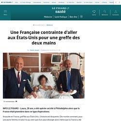 Une Française contrainte d'aller aux États-Unis pour une greffe..