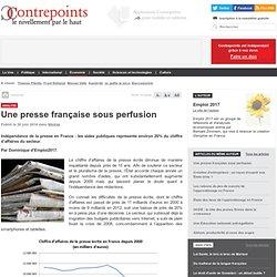 Une presse française sous perfusion