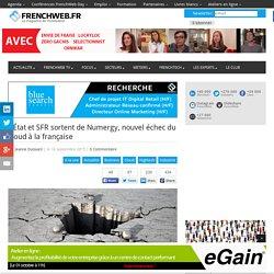 L'État et SFR sortent de Numergy, nouvel échec du cloud à la française