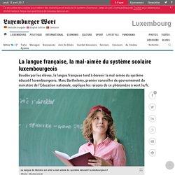 La langue française, la mal-aimée du système scolaire luxembourgeois