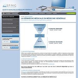 SFMG : Démarche médicale