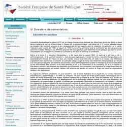 Société Française de Santé Publique - Publications