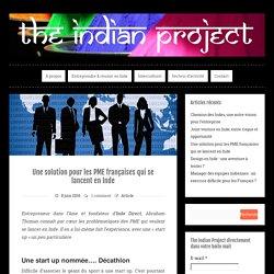 PME française en Inde des solutions existent