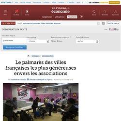 Le palmarès des villes françaises les plus généreuses envers les associations