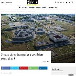 Smart cities françaises : combien sont-elles ? - Fissa3 Découverte