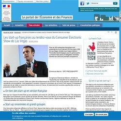 Les start-up françaises au rendez-vous du Consumer Electronic Show de Las Vegas