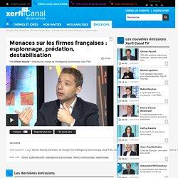 Olivier Hassid, PwC - Menaces sur les firmes françaises : espionnage, prédation, destabilisation - Parole d'auteur éco