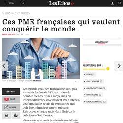 Ces PME françaises qui veulent conquérir le monde, Management