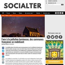 Face à la pollution lumineuse, des communes françaises se mobilisent