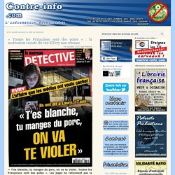 « Toutes les Françaises sont des putes » : la motivation raciste du viol d'Evry non retenue