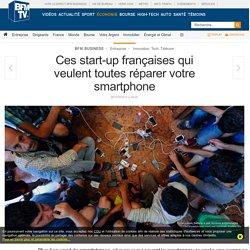 Ces start-up françaises qui veulent toutes réparer votre smartphone
