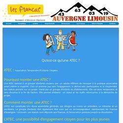 Francas Auvergne Limousin