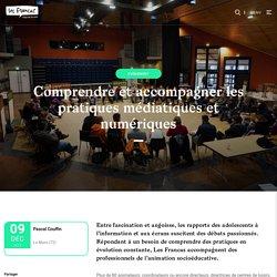 Les Francas de la Sarthe : médias, information et numérique