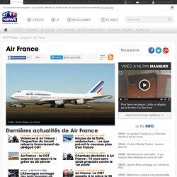 Air France - Actualité, vidéos et photos