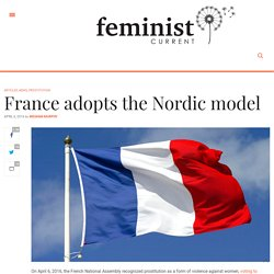 France adopts the Nordic model