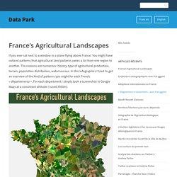 France's Agricultural Landscapes – Data Park