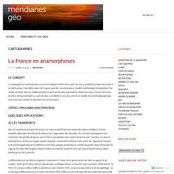 La France en anamorphoses