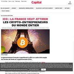 ICO : la France veut attirer les crypto-entrepreneurs du monde entier