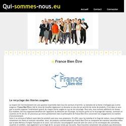 France Bien Être - qui-sommes-nous.eu