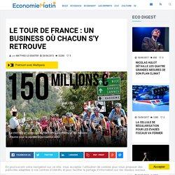 Le Tour de France : un business où chacun s'y retrouve