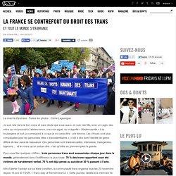 La France se contrefout du droit des trans