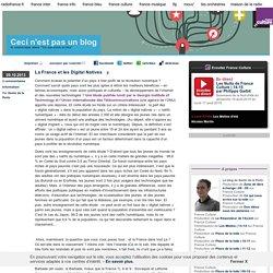 La France et les Digital Natives - Ceci n'est pas un blog
