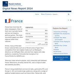 France - Digital News Report 2014
