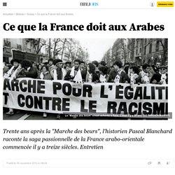 Ce que la France doit aux Arabes - 30 novembre 2013 - Bibliobs