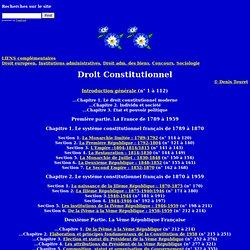 ABC de droit constitutionnel