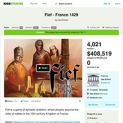 Fief - France 1429 by Uwe Eickert