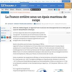 Sciences et Technologies : La France entière sous un