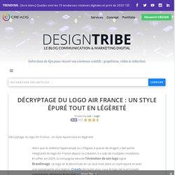 Le Logo Air France : un design d'expérience signé Brandimage