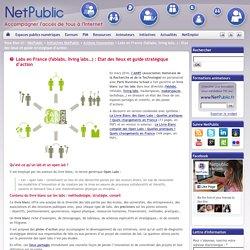 Labs en France (fablabs, living labs…) : Etat des lieux et guide stratégique d'action
