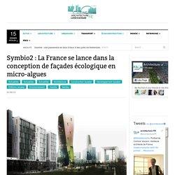 La France se lance dans les façades écologique en micro-algues