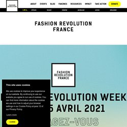 France - Fashion Revolution : Fashion Revolution