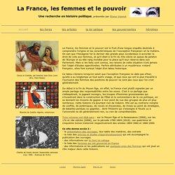 La France, les femmes et le pouvoir : accueil