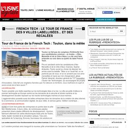 Tour de France de la French Tech : Toulon, dans la mêlée