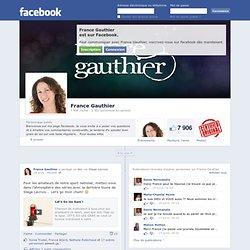 Page France Gauthier/ Facebbok