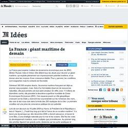 La France : géant maritime de demain