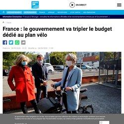 France : le gouvernement va tripler le budget dédié au plan vélo