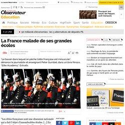 La France malade de ses grandes écoles