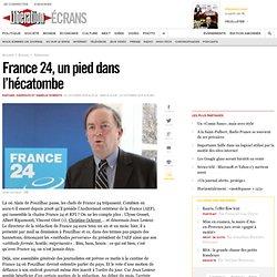 France 24, un pied dans l'hécatombe