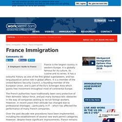 France Immigration