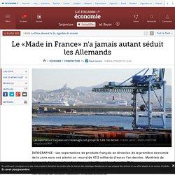 Le «Made in France» n'a jamais autant séduit les Allemands
