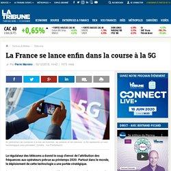 La France se lance enfin dans la course à la 5G