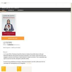 Mort pour la France - Latifa Ibn Ziaten - Babelio