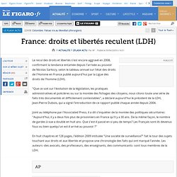 Flash actu : France: droits et libert