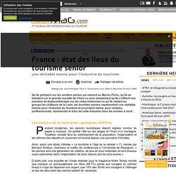 France : état des lieux du tourisme senior